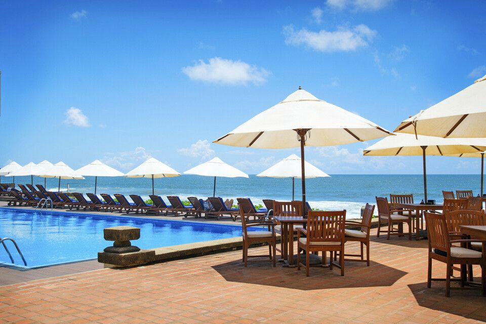 Hotel Galle Face Colombo – Pool