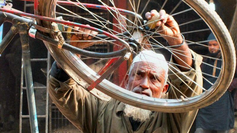 Markt von Dhaka © Diamir