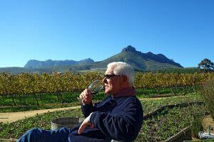 Südafrika - Stellenbosch Neil Ellis Wines