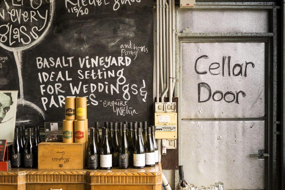 Basalt Restaurant in Victoria