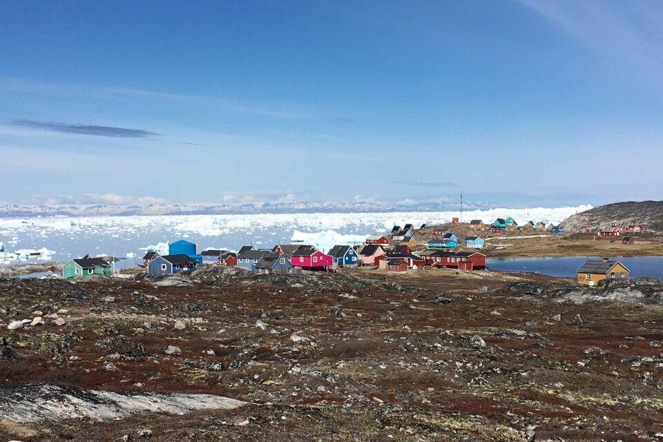 Unterwegs in Ilimanaq