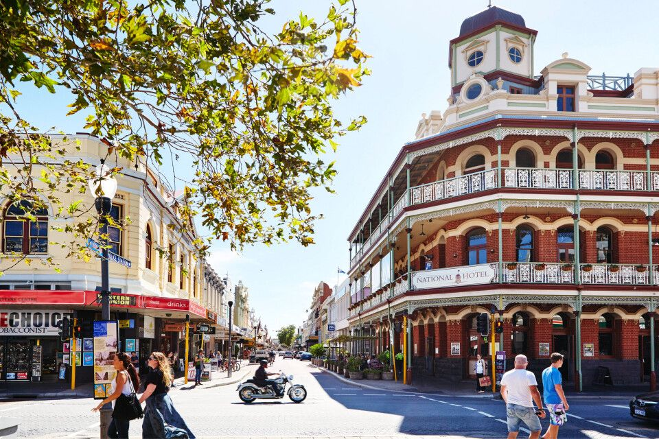 Fremantle Downtown