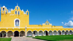 Kloster in Izamal