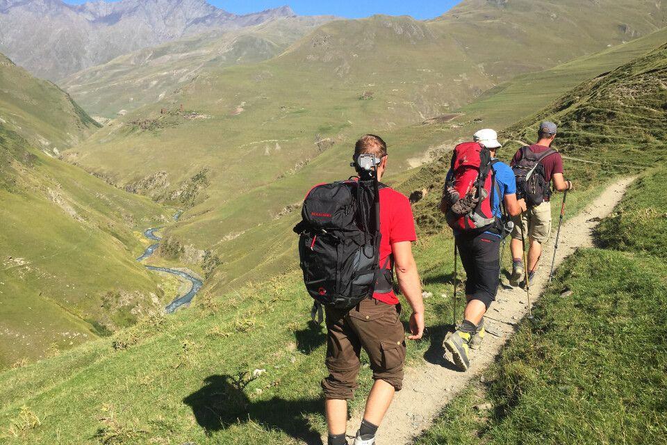 Trekkinggruppe
