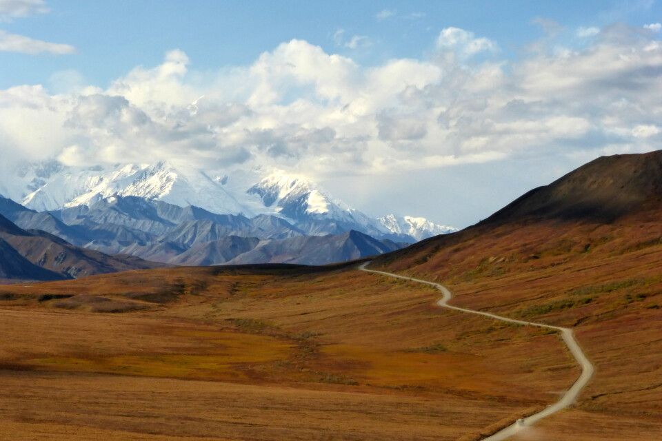 Stony Hill Overlook, Denali-Nationalpark