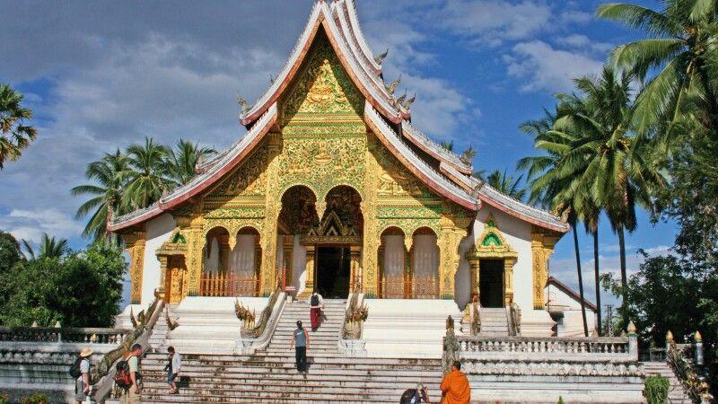 Tempel in Luang Prabang © Diamir