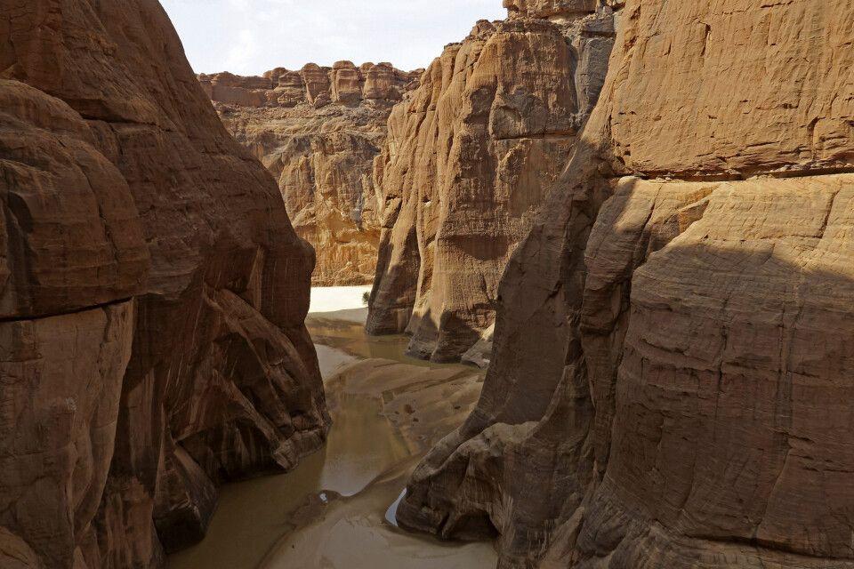 Guelta Archei im Ennedi