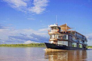 Flusskreuzfahrt mit der MV Zafiro auf dem Amazonas