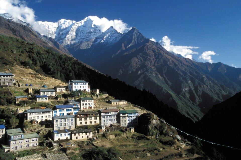Namche Bazar (3440 m)