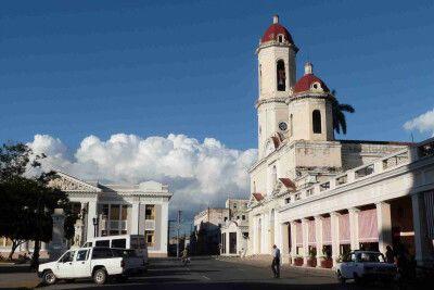 Kirche in Cienfuegos