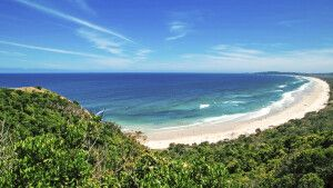 Zauberhafte Byron Bay in New South Wales