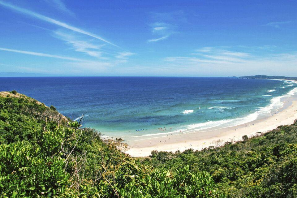 Zauberhafte Byron Bay in New South Wales