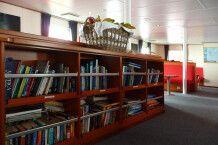 Die kleine, aber feine Polarbibliothek der Ortelilus
