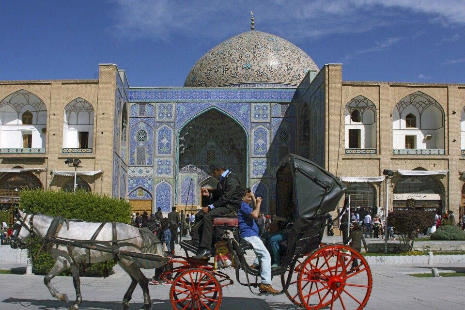 Meidān-e Emām (Platz des Imams)