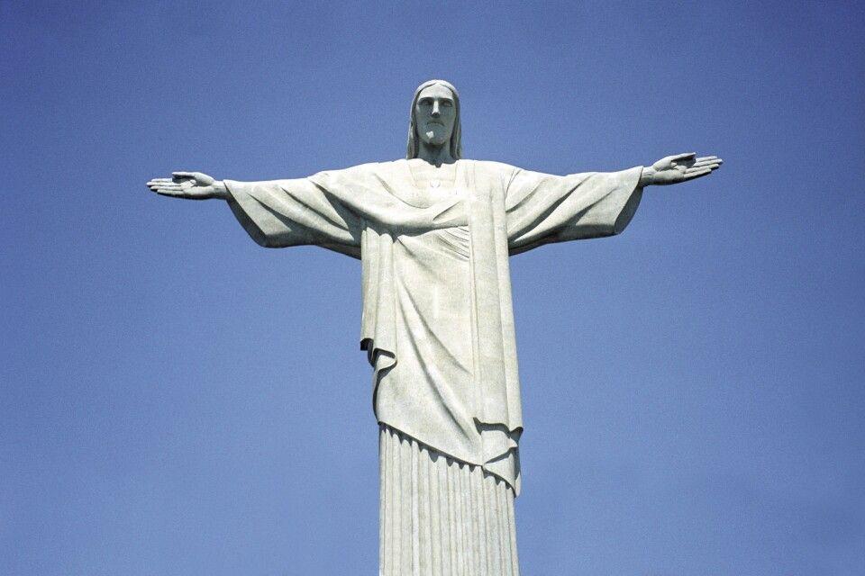 Christusstatue Cristo Redentor, Rio de Janeiro