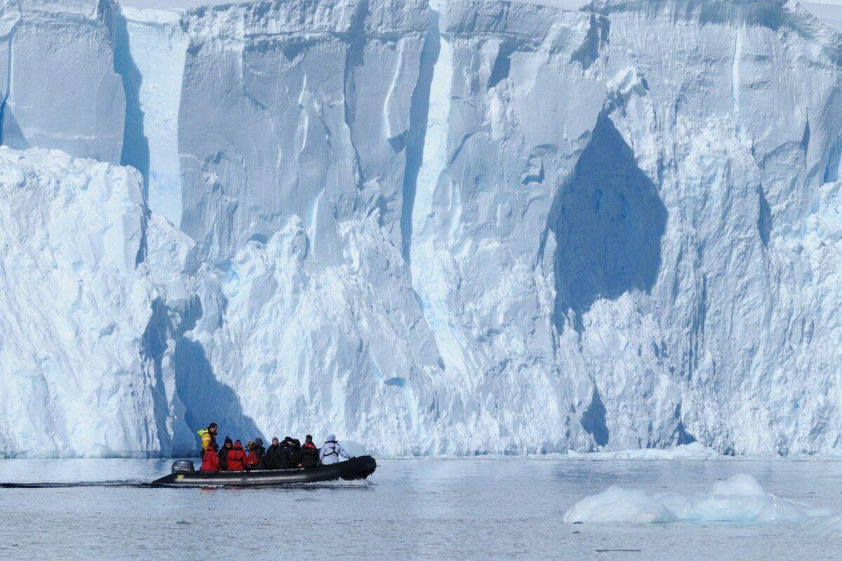 Antarktis – 20 Tage Expeditionskreuzfahrt Falkland-Inseln • Südgeorgien • Antarktische Halbinsel