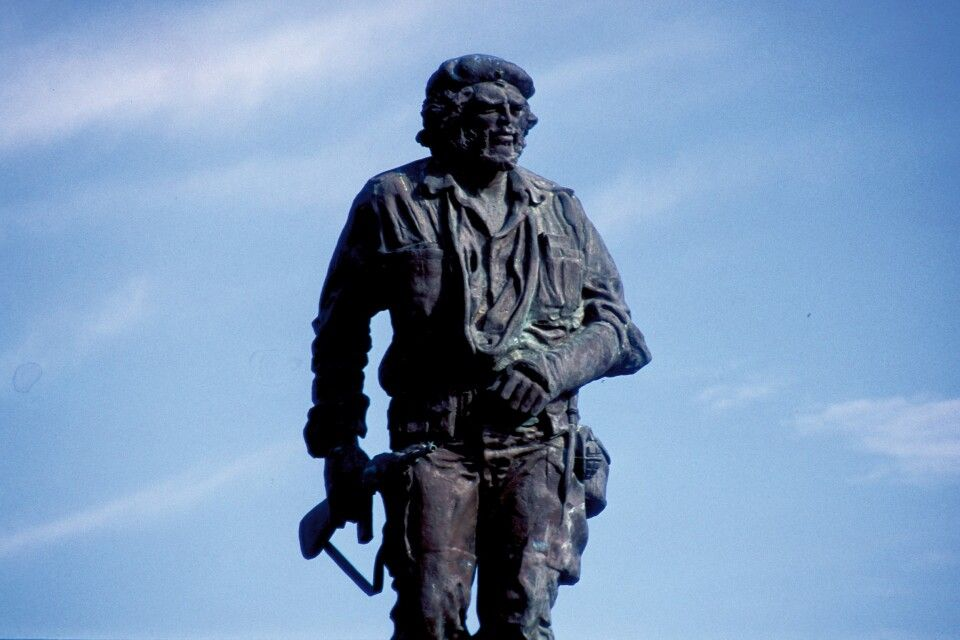 Grabdenkmal Che Guevaras in Santa Clara, Kuba