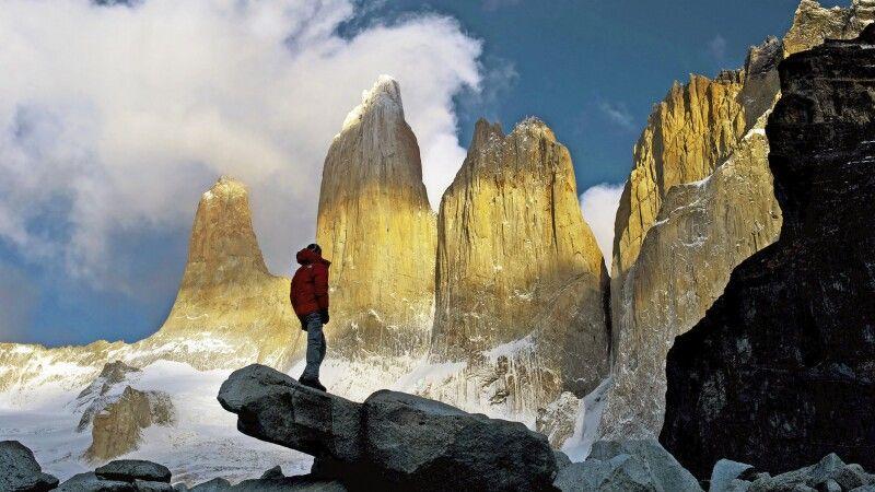 Torres del Paine © Diamir