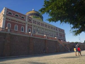 Opernhaus in Manaus